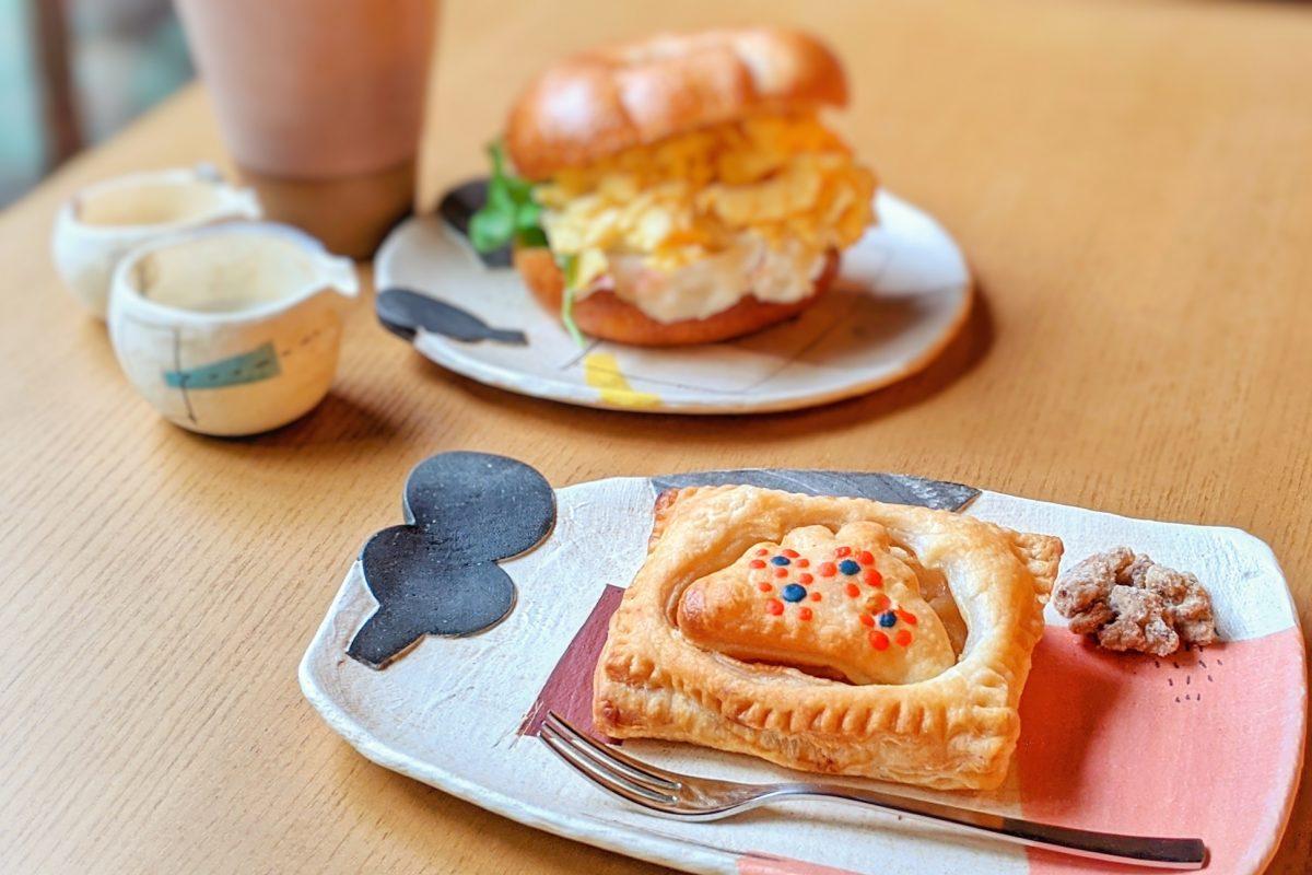 【昭和町】雑貨とカフェ「animoぷらす」の胸キュンがま口アップルパイ