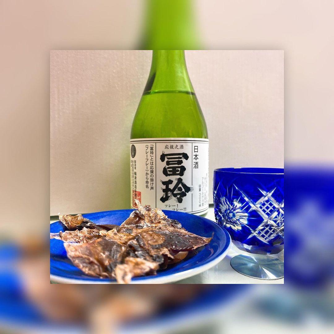 鳥取県のお酒のインスタグラム写真
