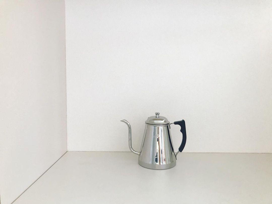 コーヒー用の細口ケトル