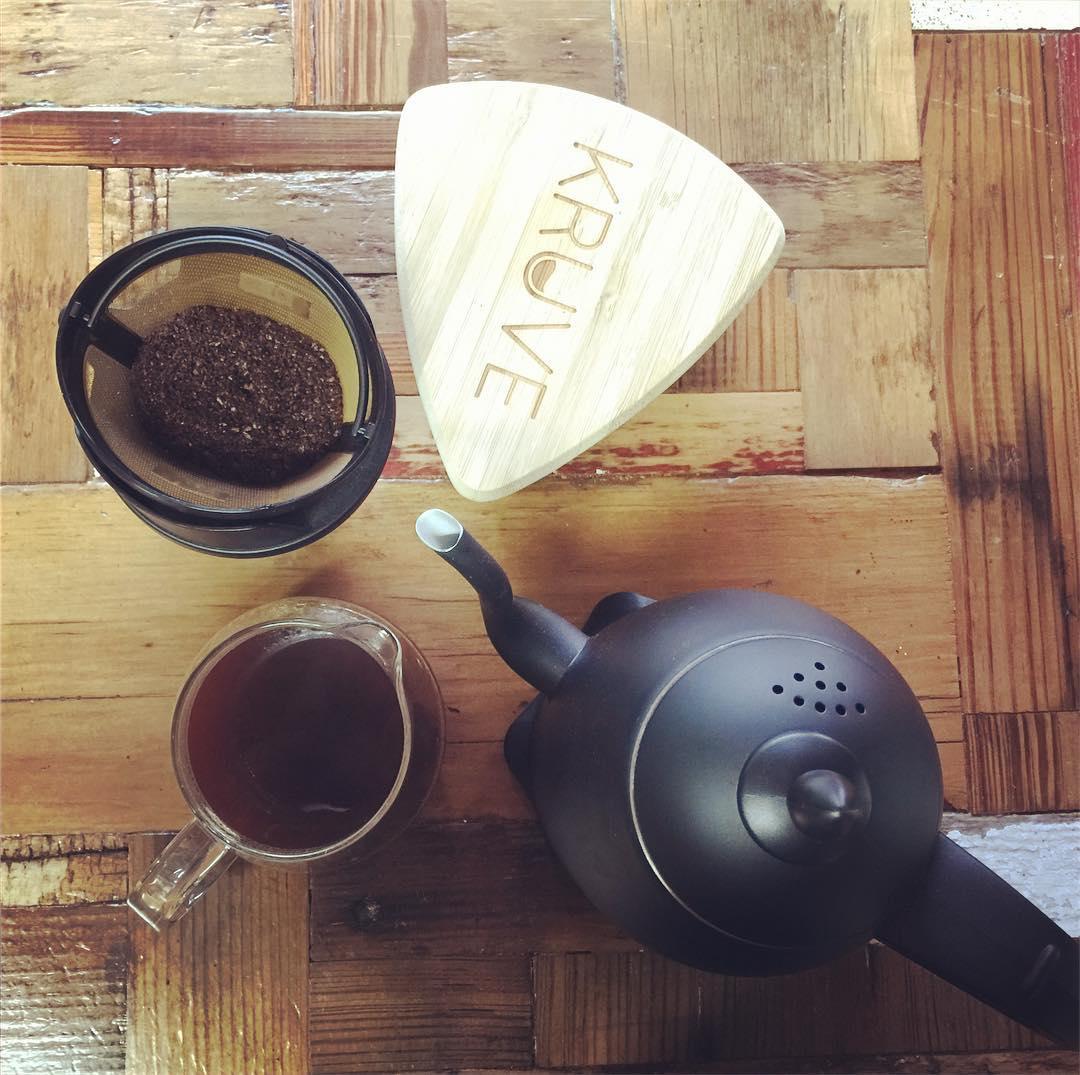 コーヒー用ふるい