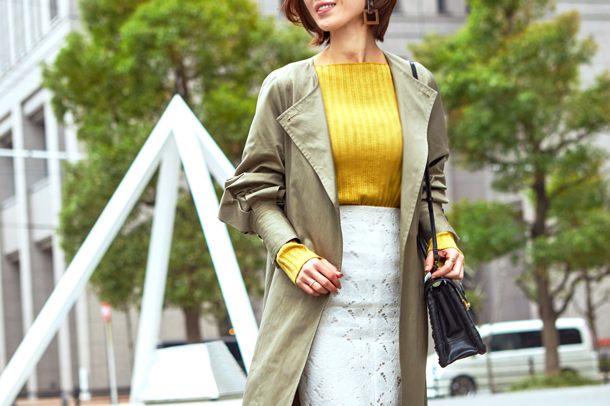 キャリアウーマンの服装術!できる大人女性の先輩コーデ全8種類