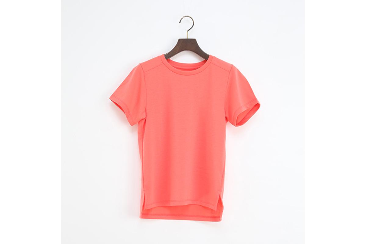 ダンスキンのDRYMIXメッシュTシャツ