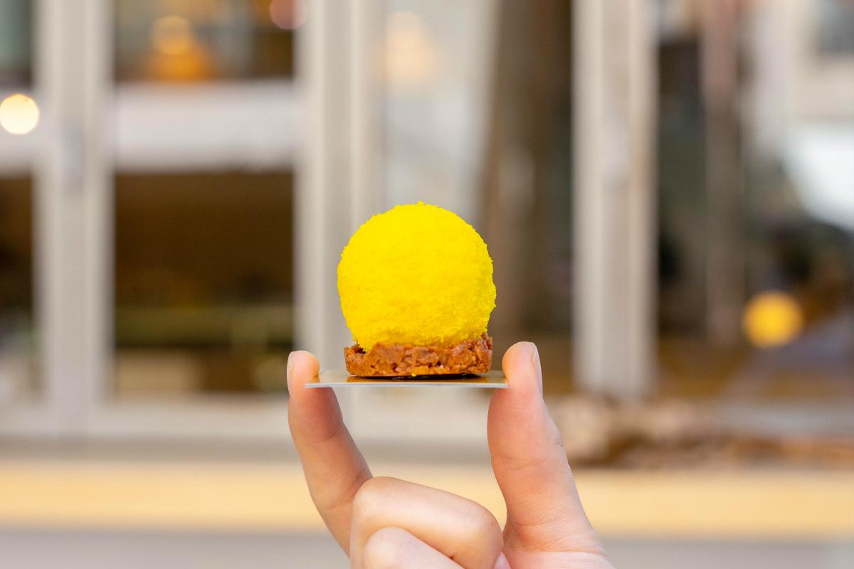 【西大橋】つまんでぱくりの小さなお菓子。カグノミ堂のフィンガースイーツが愛おしい