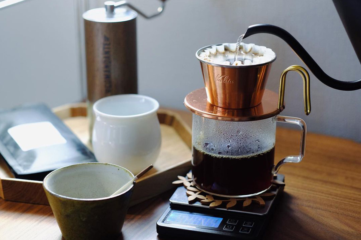 初めてのドリップコーヒーで必要な道具とは?おしゃれなアイテムも紹介