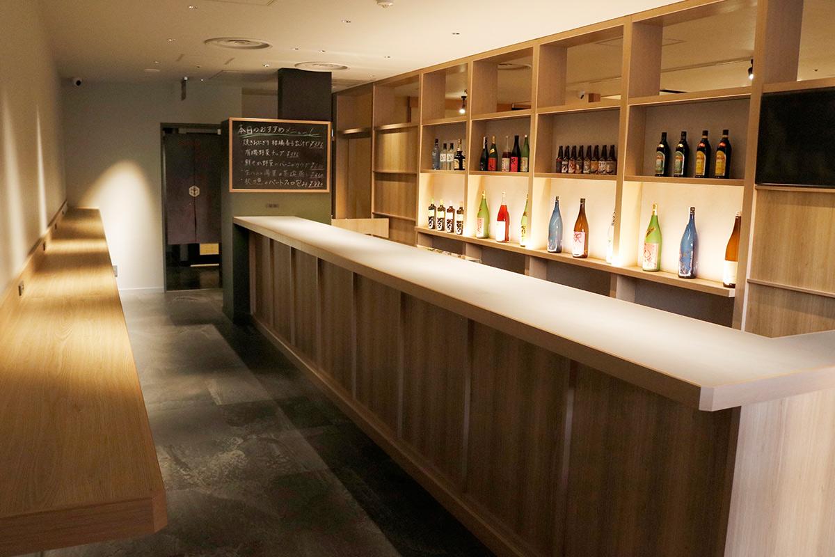【京都駅すぐ】京都酒蔵の日本酒が楽しめる立ち飲み「スタンド EL」オープン