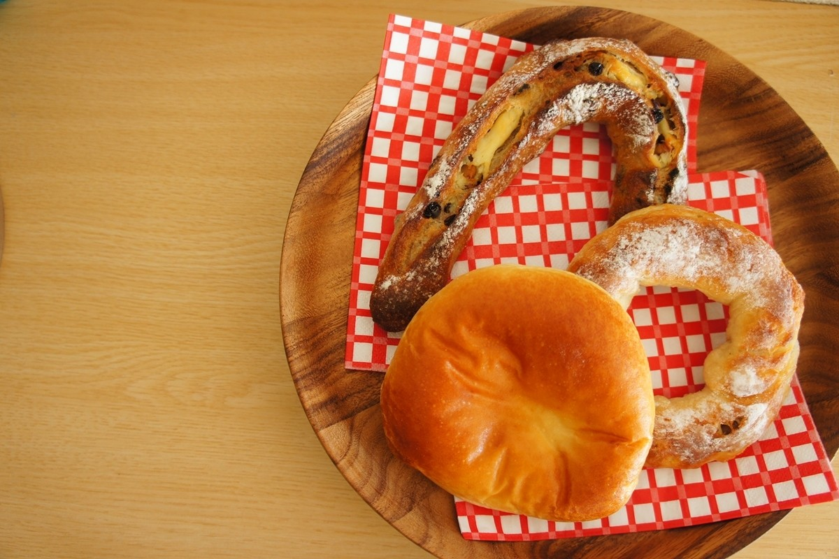 yotsuパン製作所のスイーツ系パン