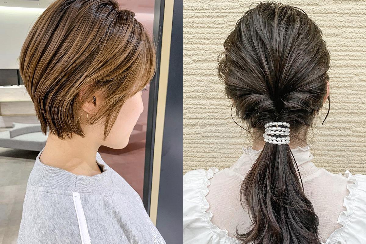 梅雨のヘアアレンジ方法!くせ毛や広がり対策のポイント