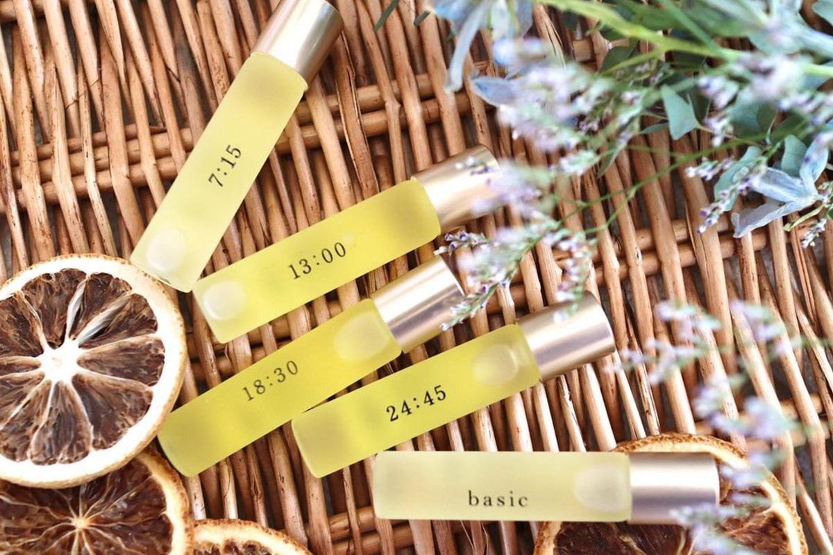 ukaのネイルオイル【人気の香り5つ】潤う魅惑の指先を