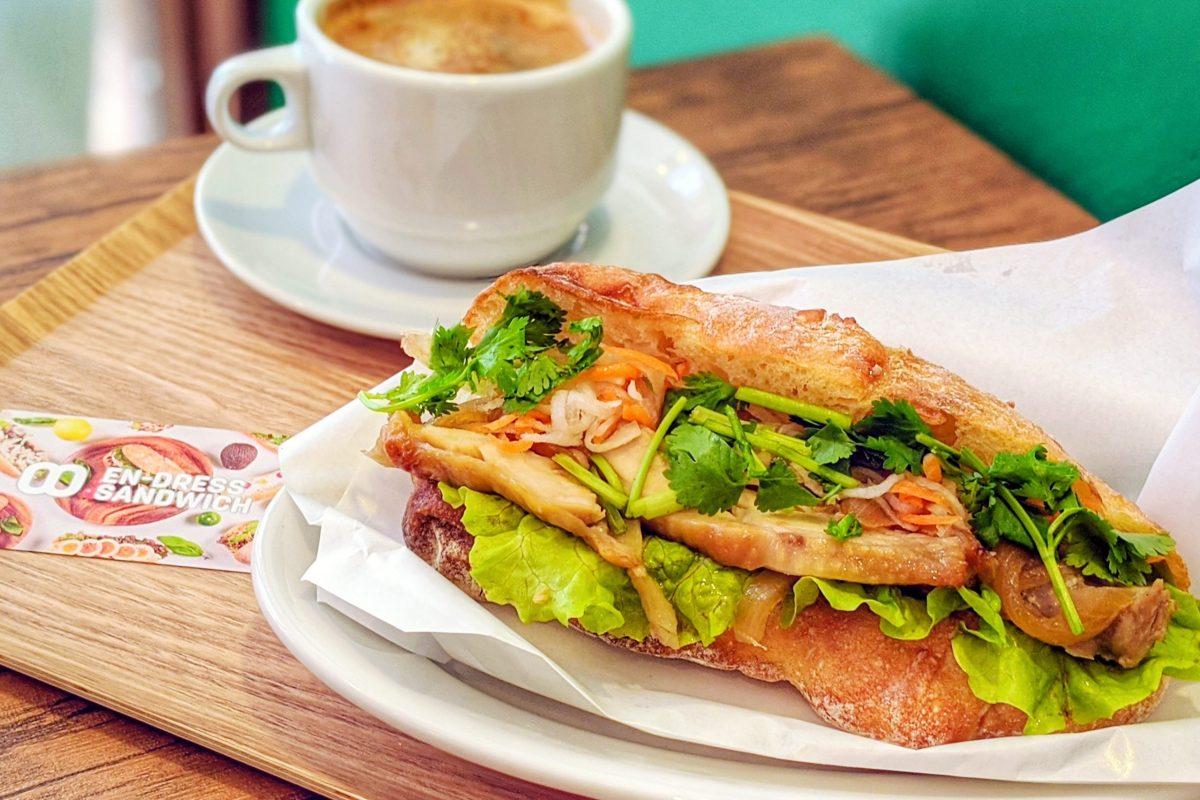 【北新地】「エンドレスサンドイッチ」で楽しむアジアの美味しいグルメ旅