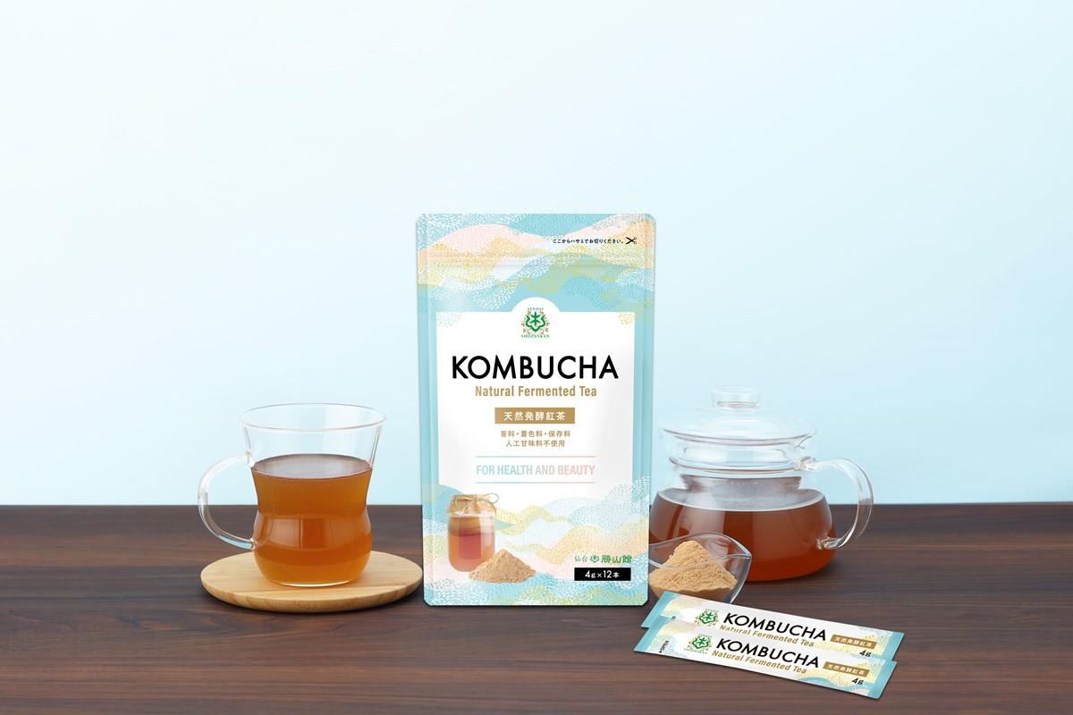 飲み物で腸活!おすすめのお茶「コンブチャ」とは?【3名様にプレゼント】