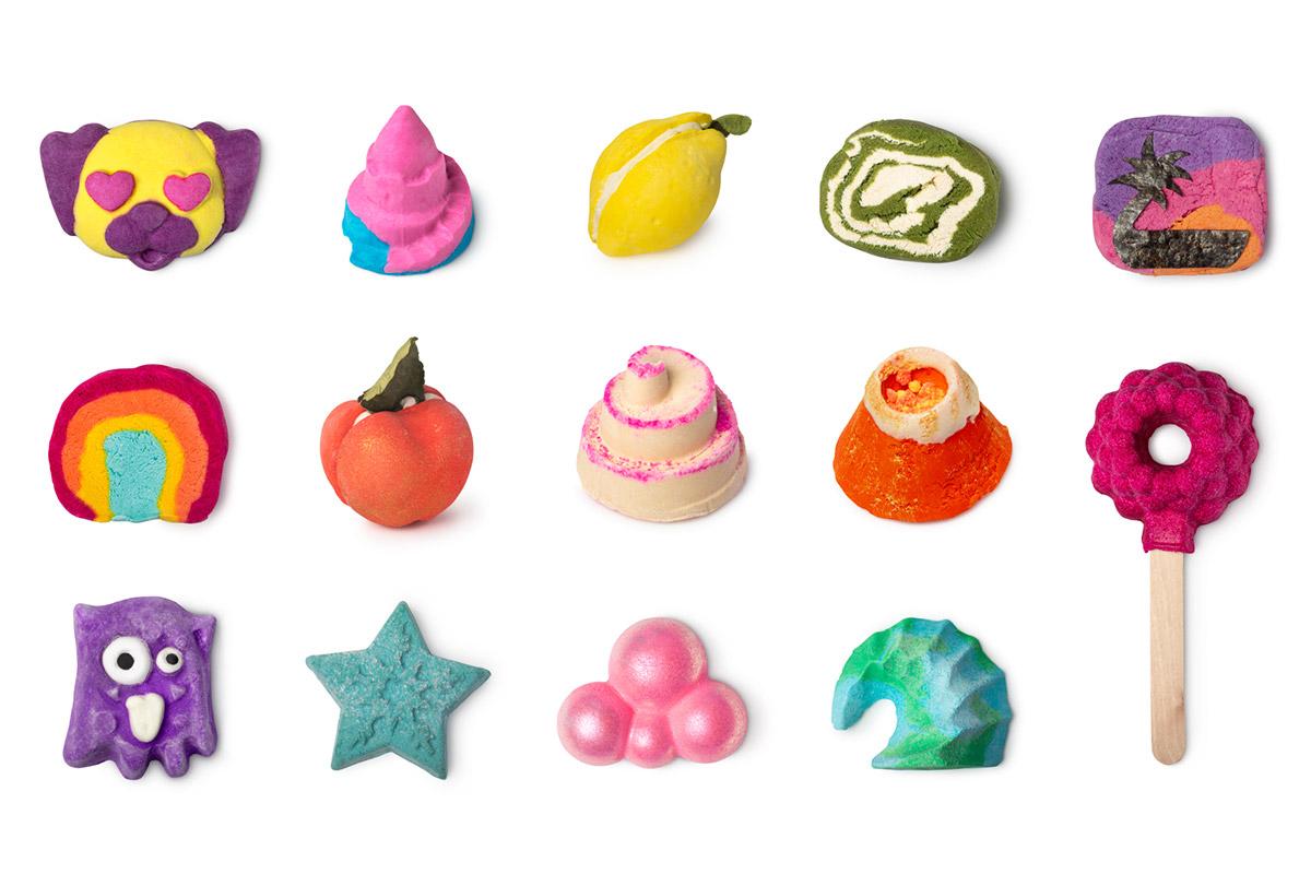 泡風呂が作れる!LUSHの「バブルバー」が全国の店舗で発売スタート!