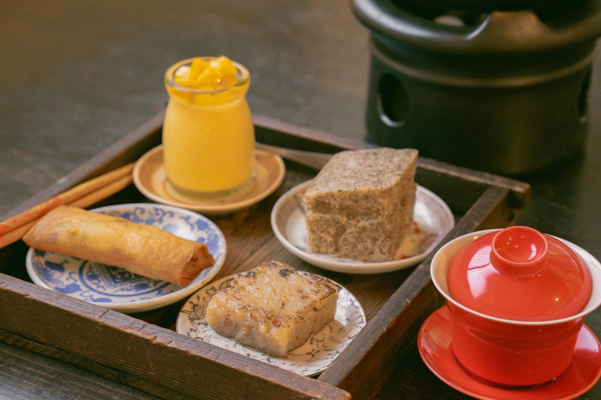 【池田市】古民家で楽しむ台湾茶や絶品の飲茶。「時光舎」のおいしいひと時