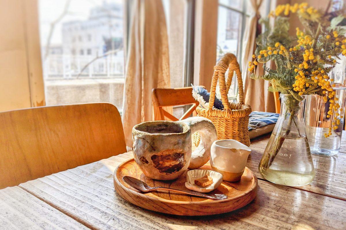 ハaハaハaのコーヒーと内観