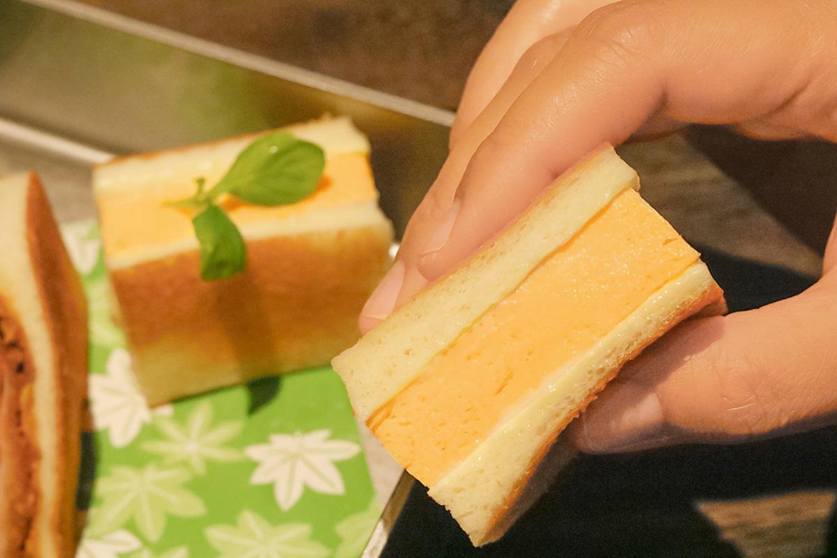 出汁巻サンドイッチ