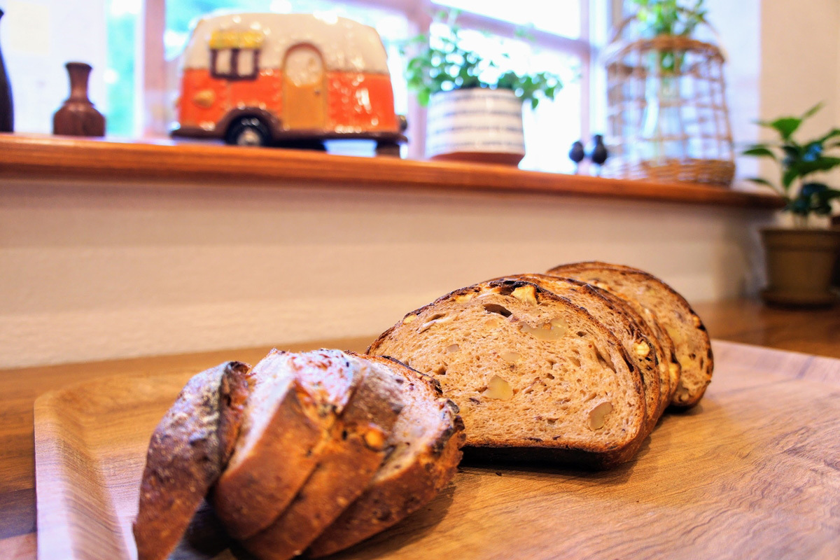 【三宮】「グリュック」パンのラインアップは日替わり!シナモン好き必見