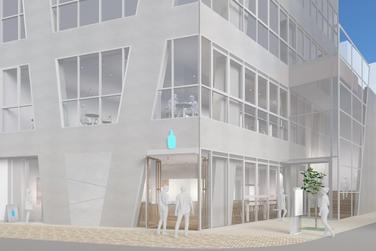 【大阪初出店】ブルーボトルコーヒー梅田茶屋町カフェが7月下旬オープン