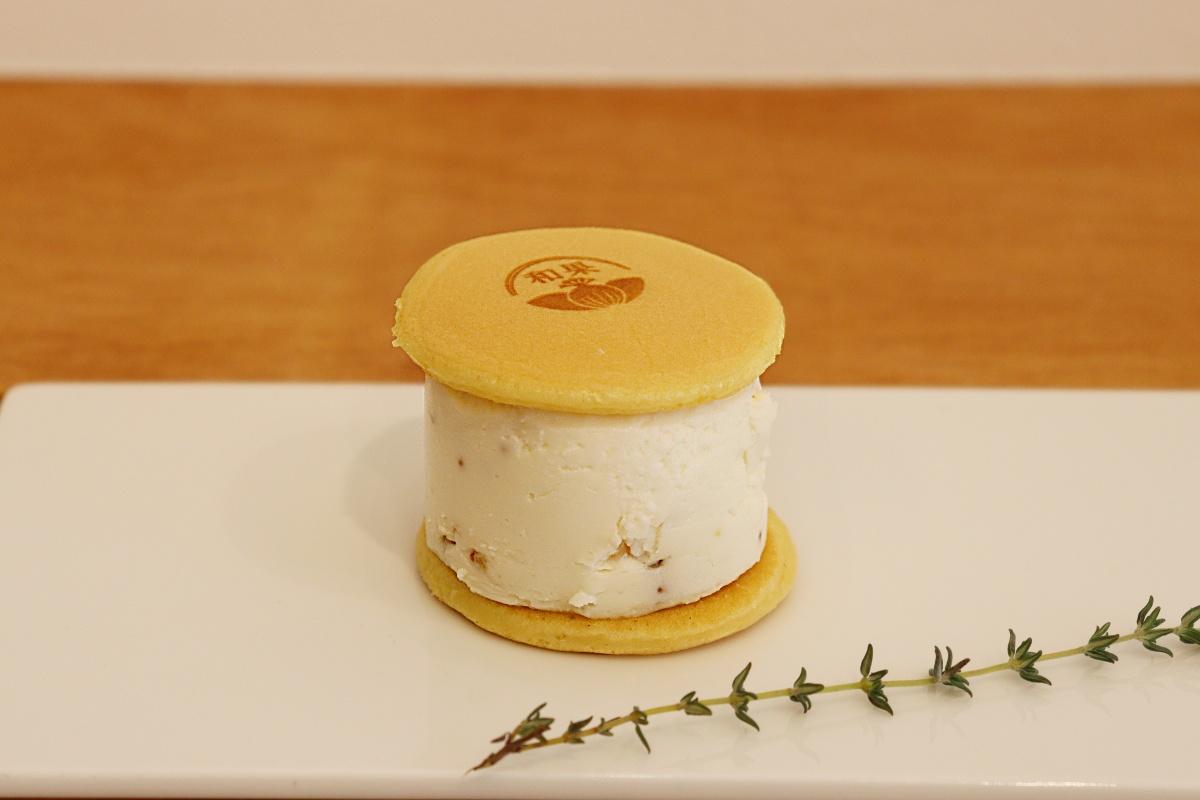 イチジクチーズクリーム