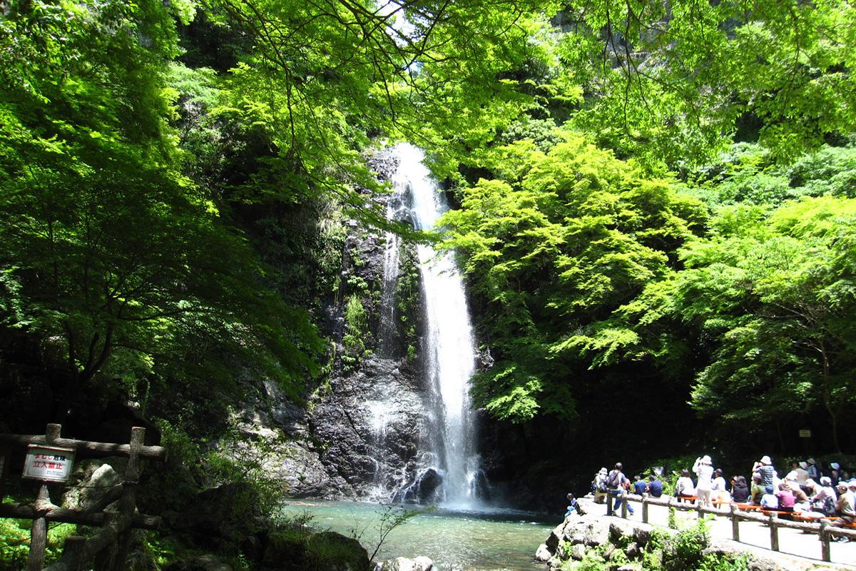 【大阪】絶景の滝スポット!1度は行きたい大阪の滝の名所10選