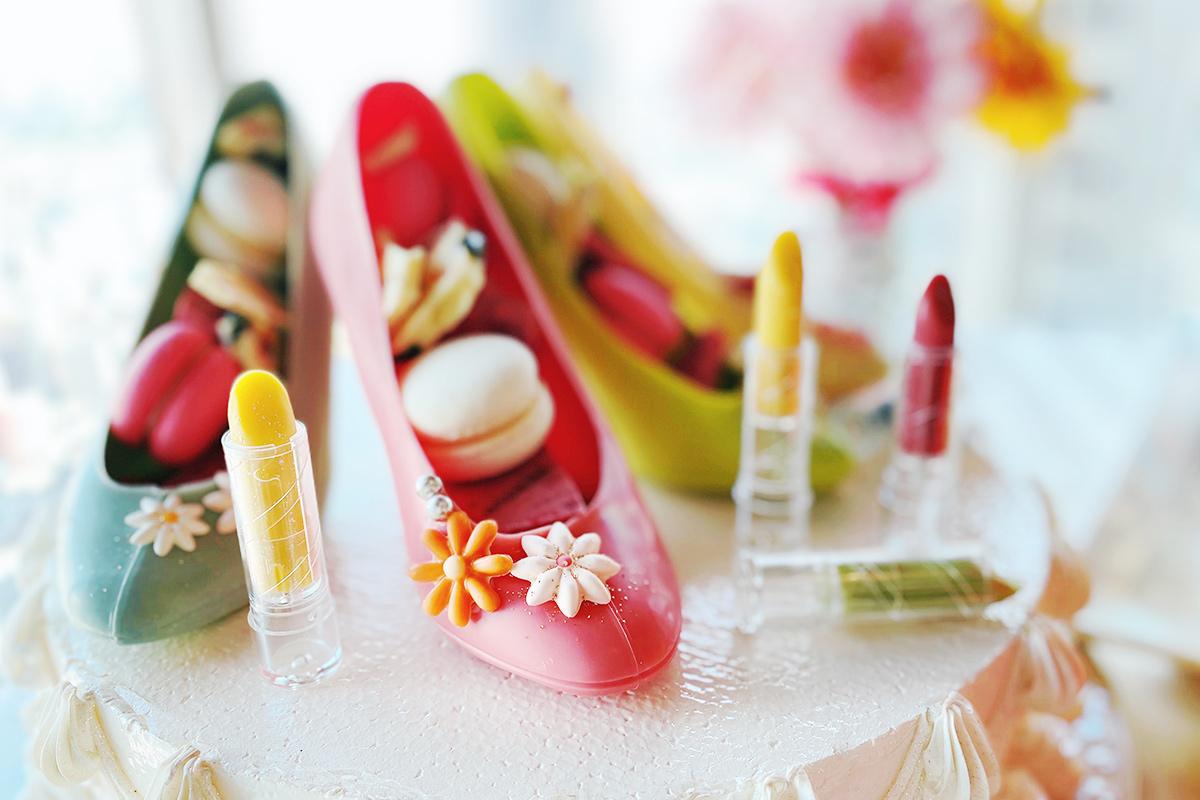 スイスホテル南海大阪のブッフェに今年も「パステルスイーツ」が大集合!