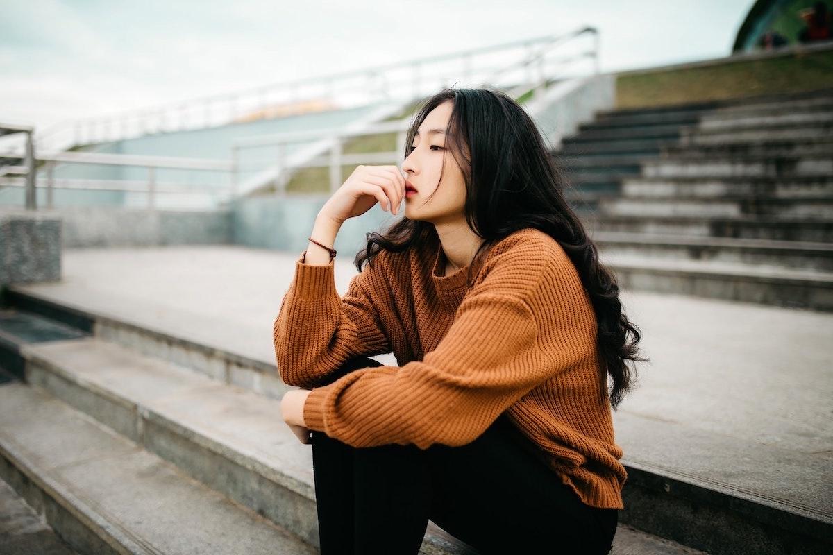 恋愛に苦手意識を持つ女性