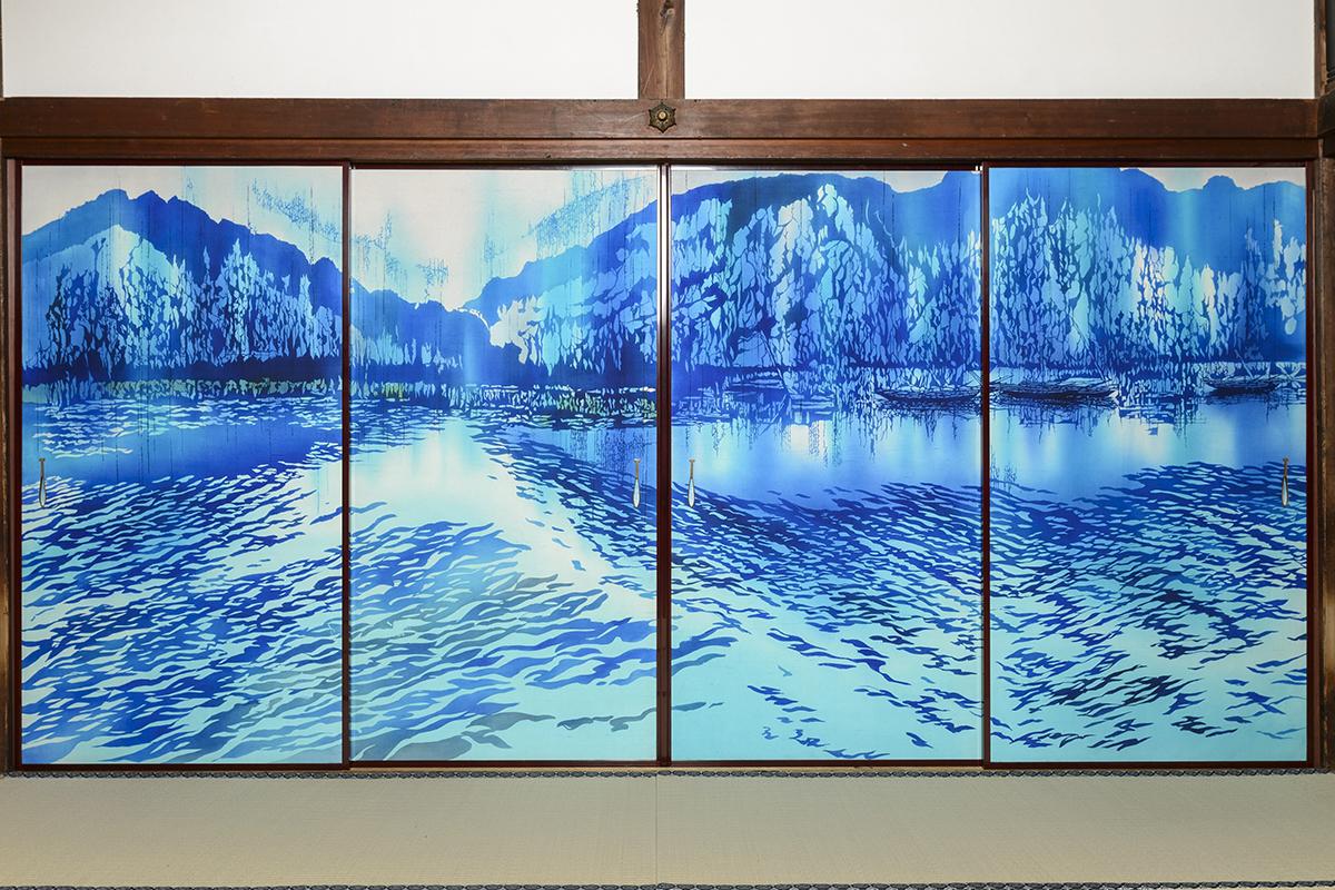 【京都・兵庫】お寺の襖絵5選!現代絵師の描くモダンな襖絵を見に行こう