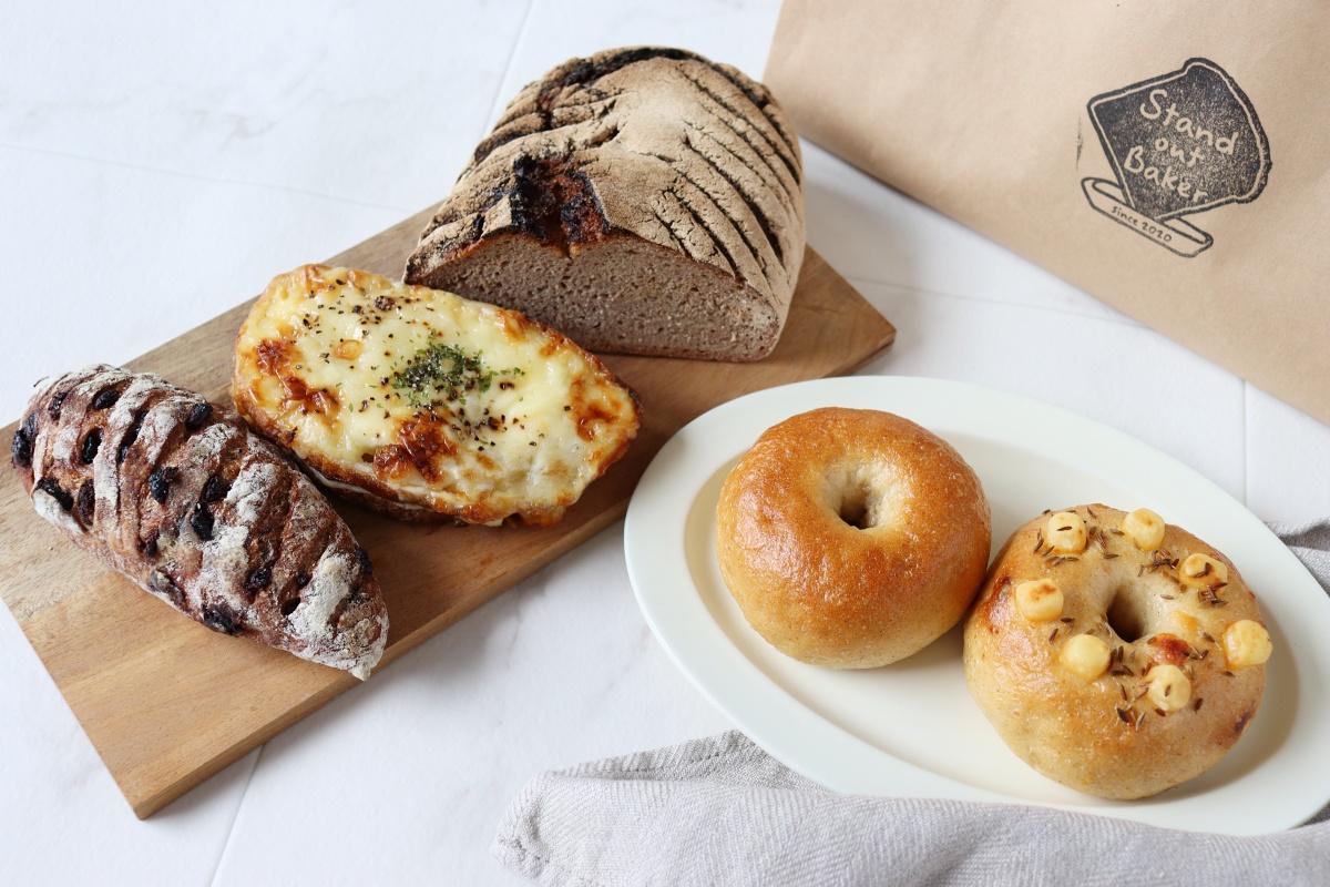 【肥後橋】「スタンドアウトベーカー」のパンがシンプルに美味しい!