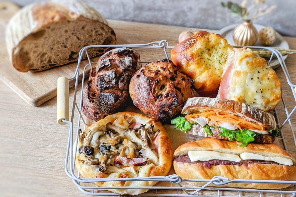 【長居】「ハッシュベーカリー」本格ハードパンを求めて隠れ家パン屋さんへ