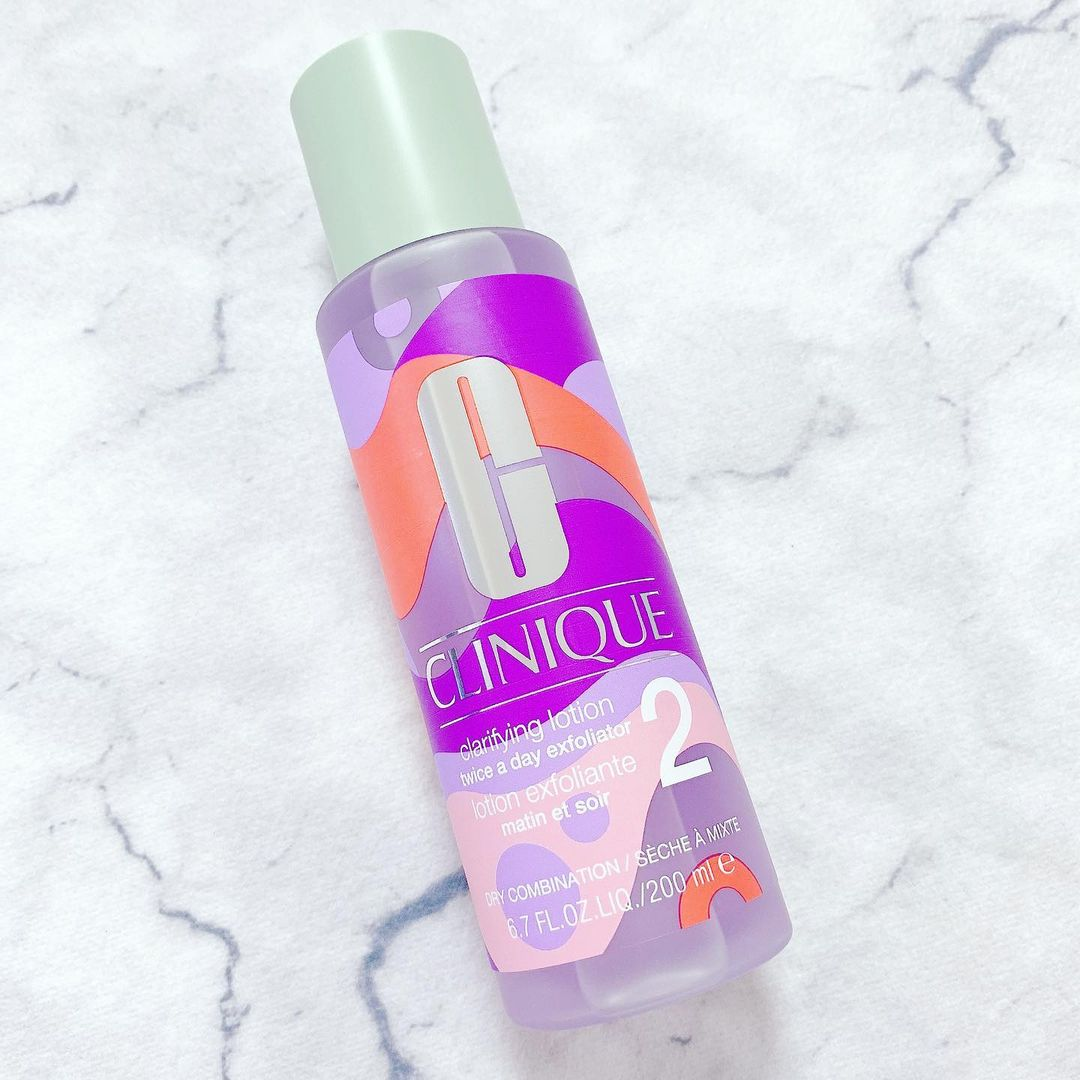 クリニークの拭き取り化粧水