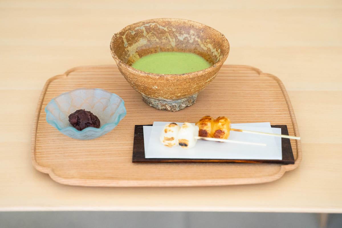【京橋】藤田美術館の贅沢すぎる空間「あみじま茶屋」でワンコインスイーツ