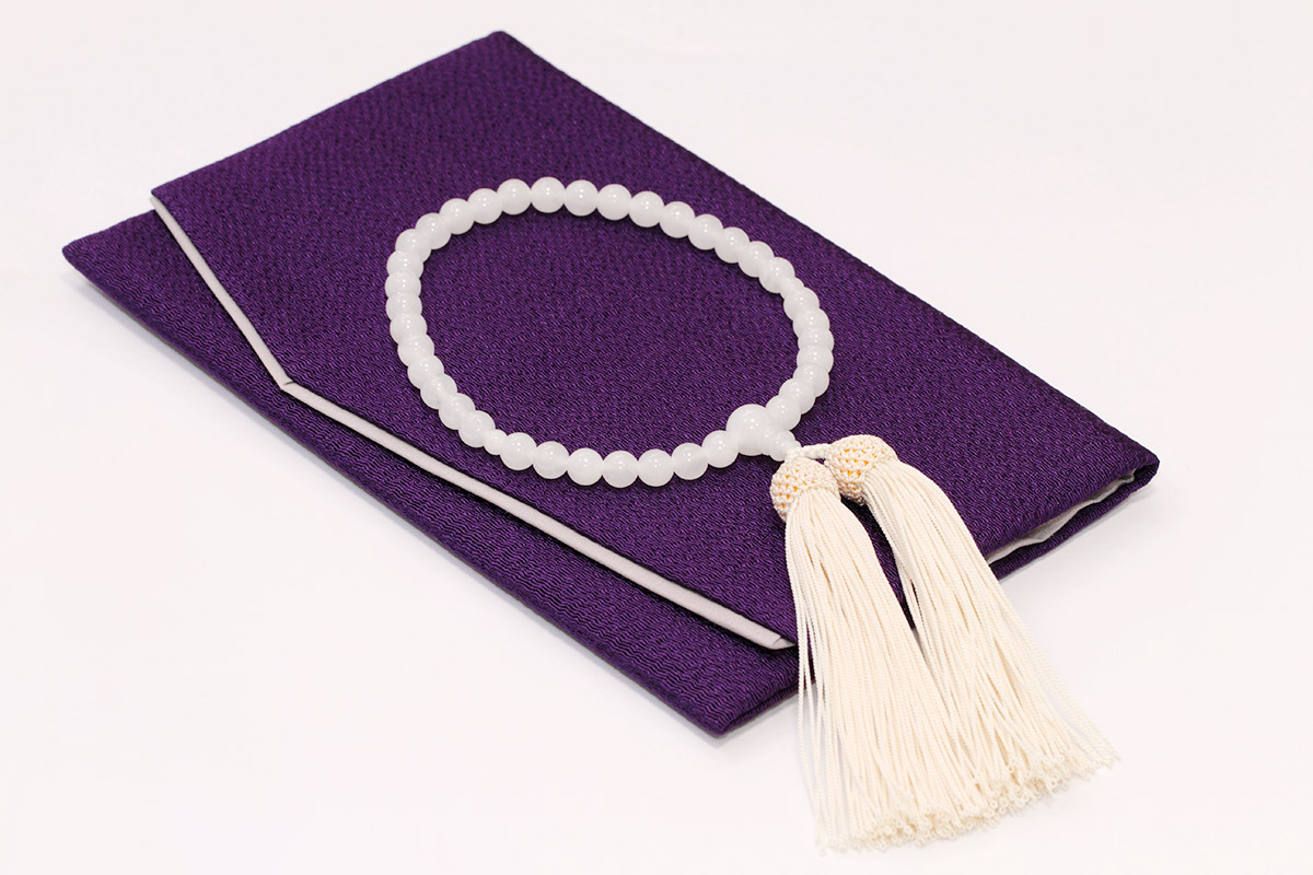 法要数珠と袱紗