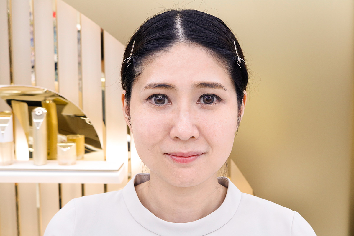 美顔器使用による効果を検証