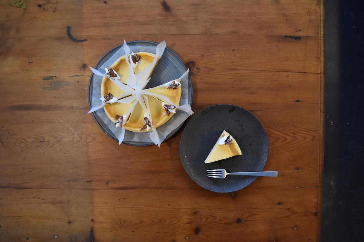ココロのチーズケーキ