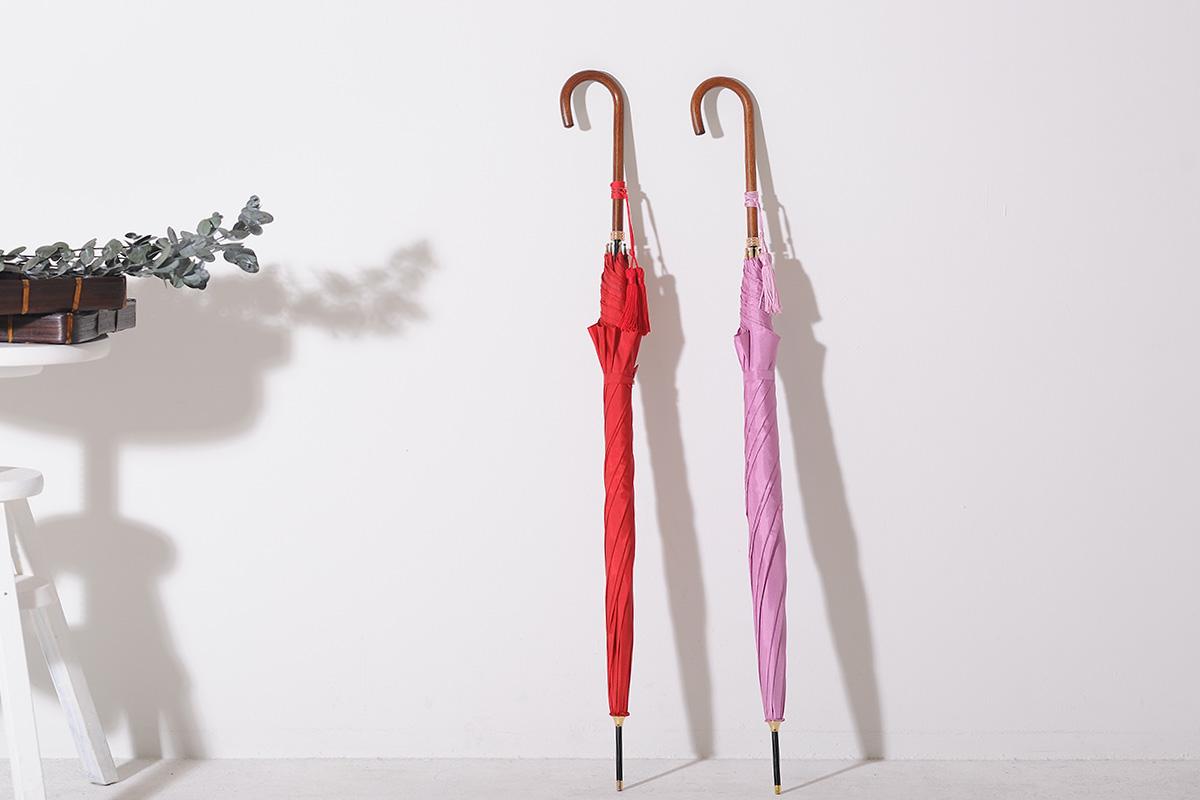 「WAKAO(ワカオ)」の傘は鮮やかな色と上品さが魅力/30代からの名品vol.20