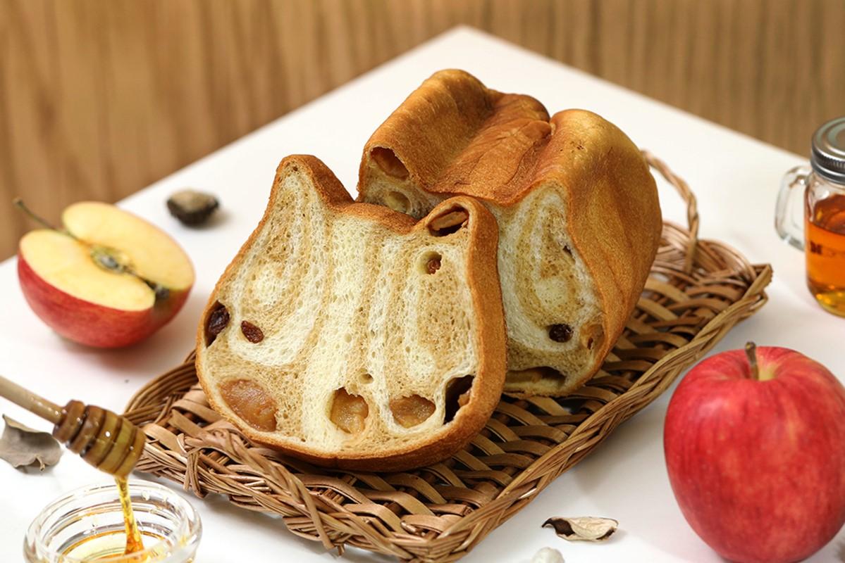 高級食パン専門店「ねこねこ食パン」全国店舗で9月限定フレーバーが登場