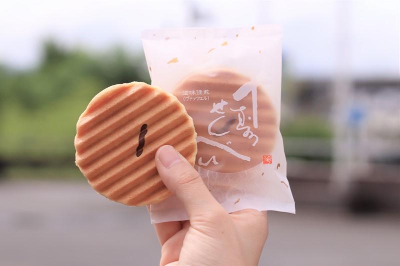 【セブンイレブン】鼓月「千寿せんべい」がコンビニ初登場!関西2府4県で