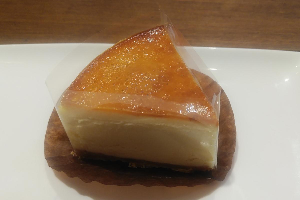 ジヴェルニーのベイクドチーズ