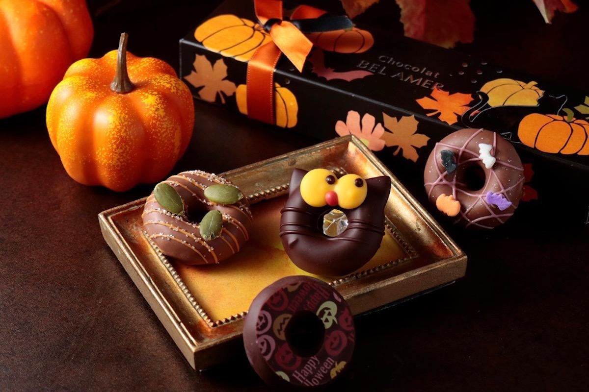 10月31日はハロウィン♪ハロウィンにピッタリな猫モチーフのお菓子