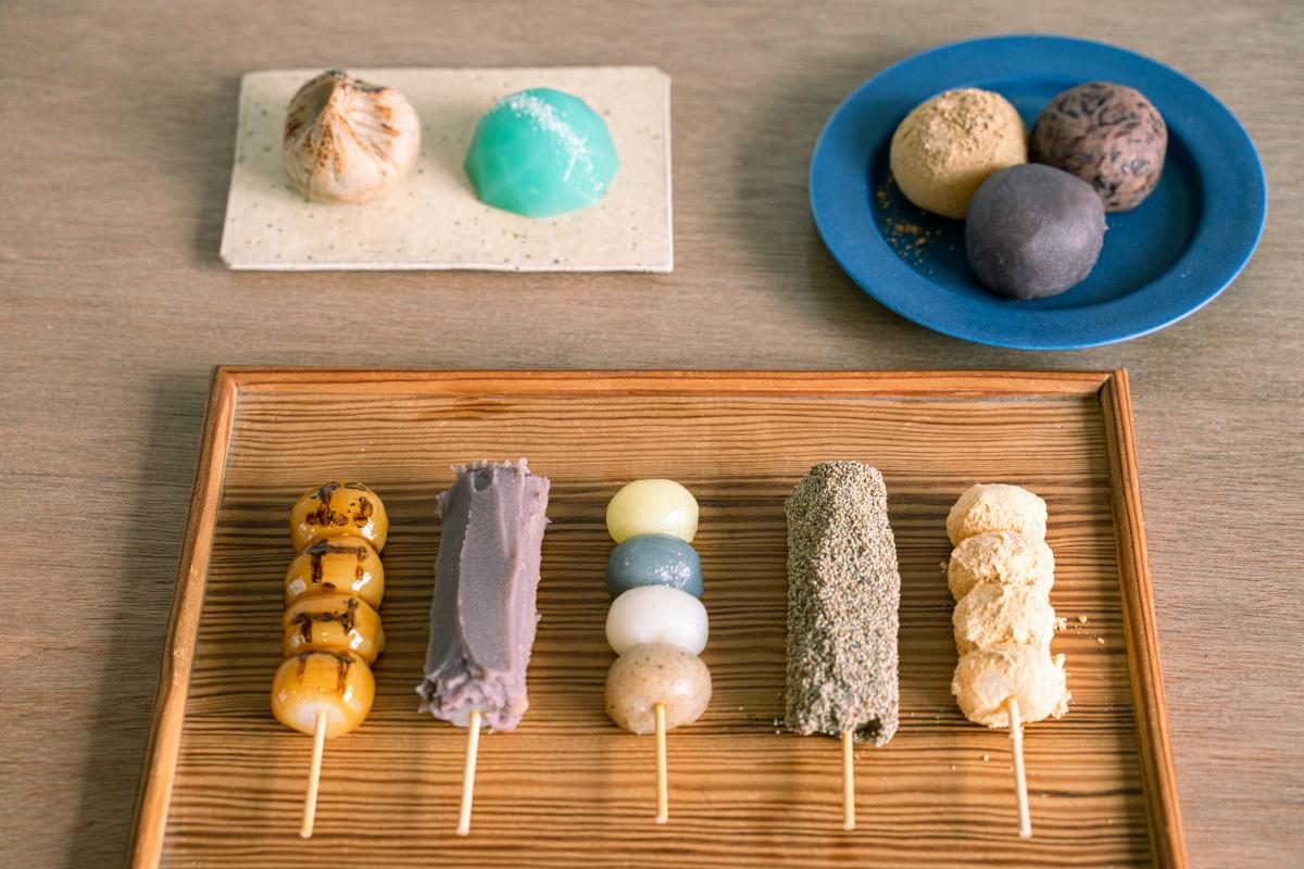 """【御幣島】一風変わった佇まいの「わがし屋 よだもち」へ""""いつもの""""和菓子を求めて"""