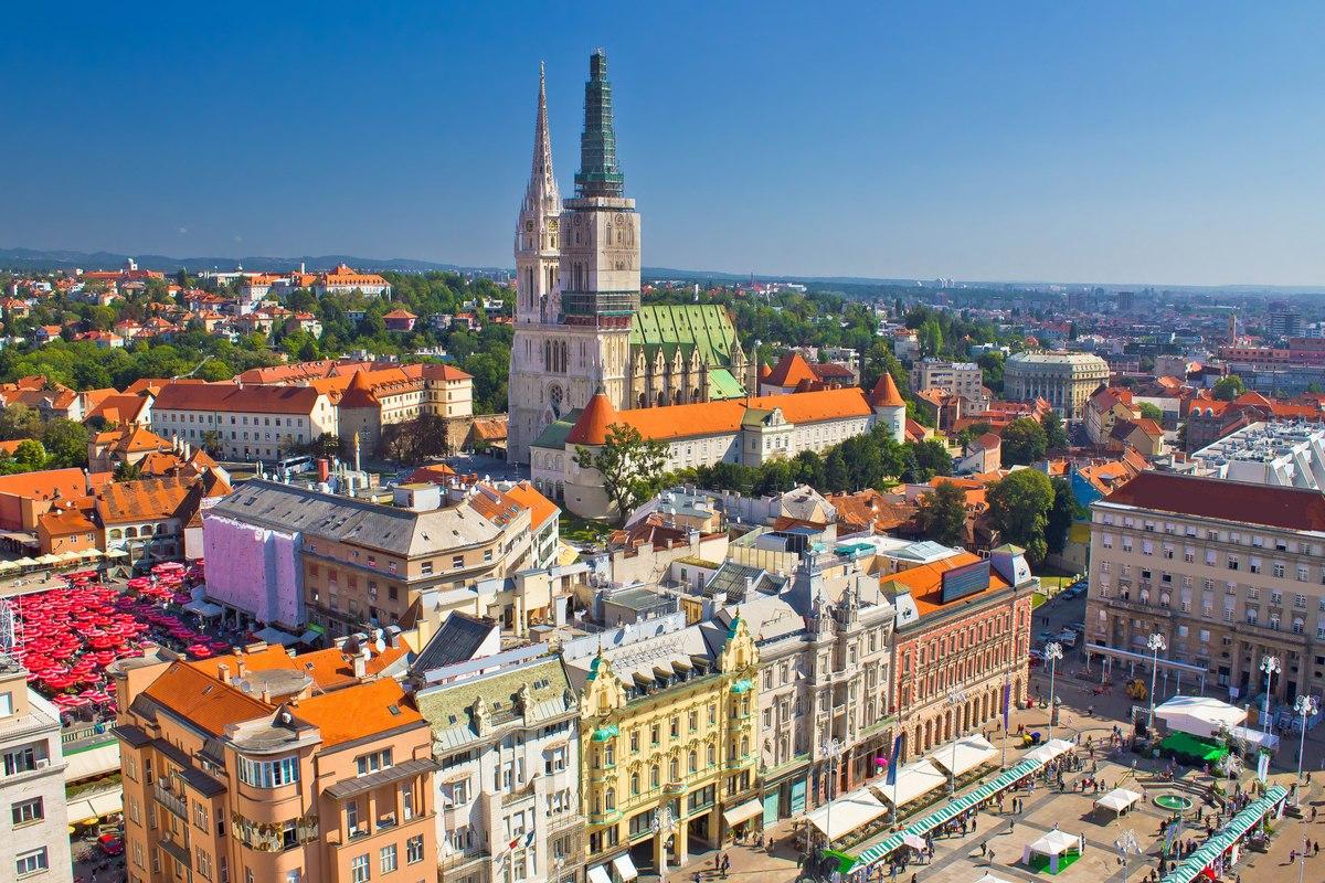 クロアチア共和国の首都・ザグレブ市