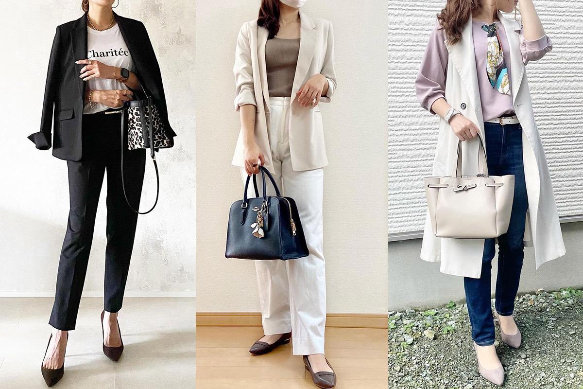 【20代~30代】キレイめファッションの王道コーデ10選